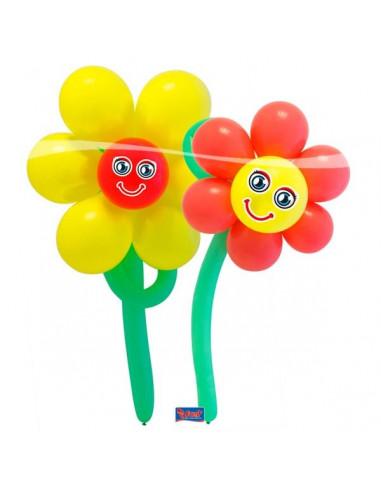 DIY Ballonset Bloem