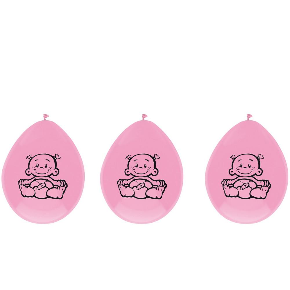 Ballonnen Dochter, 6st.