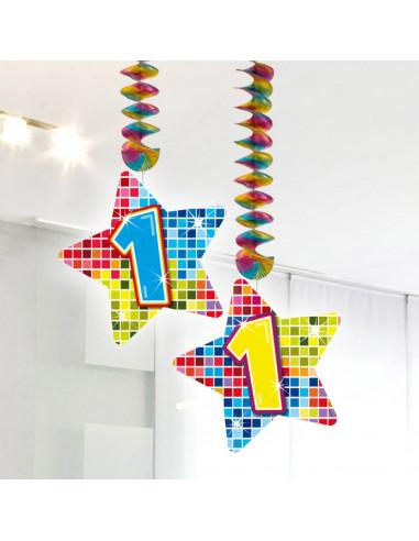 Hangdecoratie Blocks 1 BT
