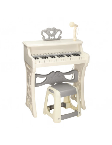 Elektrische Piano met 37 toetsen