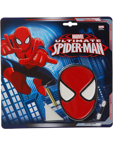 Schminkset Spider-Man Junior Rood/zwart