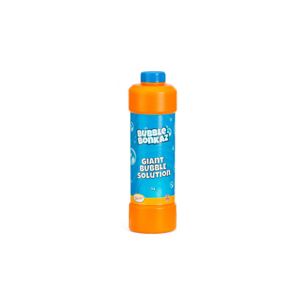 Bellenblaasvloeistof Bubble Bonkaz Junior 1 Liter