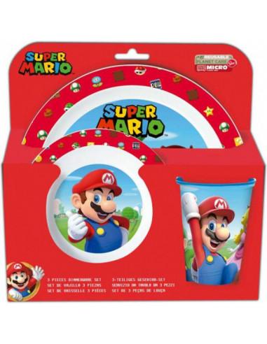 Serviesset Super Mario Junior...