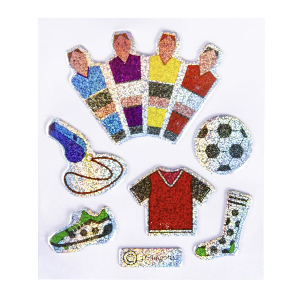 Stickers Voetbal