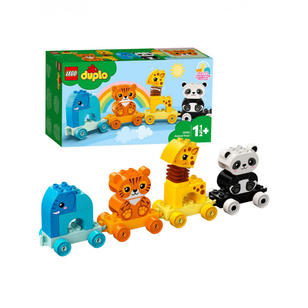 LEGO DUPLO 10955 Mijn Eerste Dierentrein