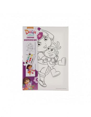 Canvas Schilderen Dora