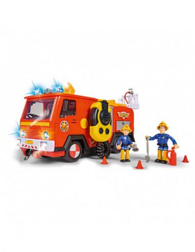 Brandweerman Sam Brandweerwagen met...