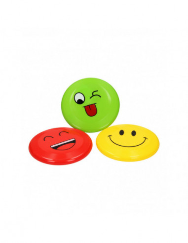 Frisbee Lachgezicht BT