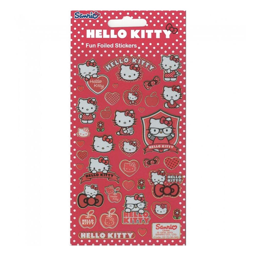 Stickervel Hello Kitty