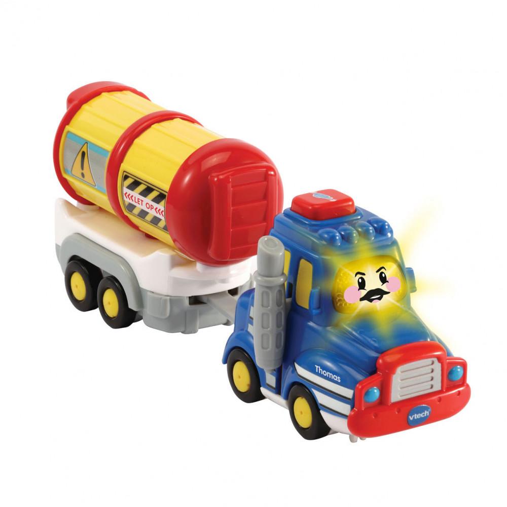 VTech Toet Toet Auto's  - Thomas Tankwagen