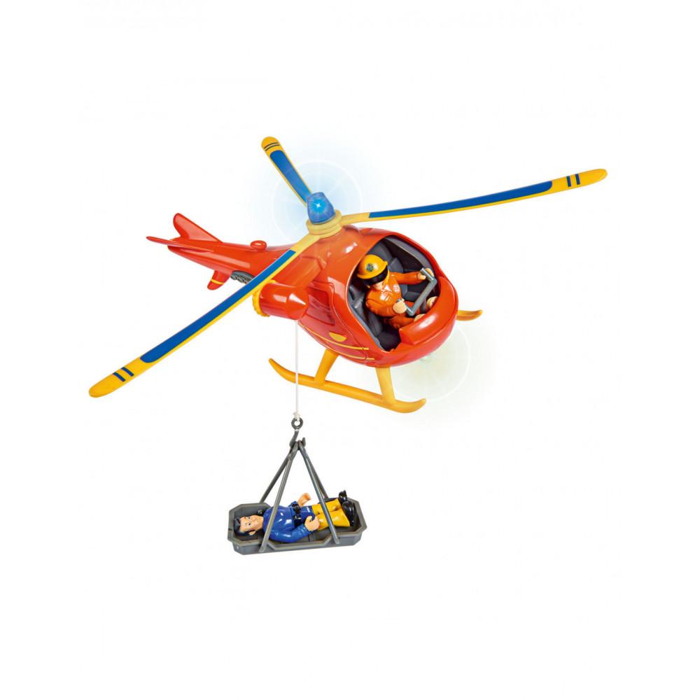 Brandweerman Sam Helikopter Wallaby
