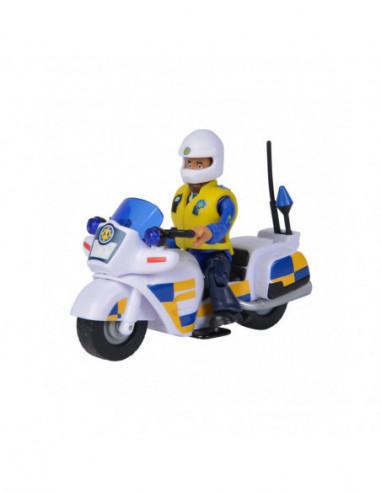 Brandweerman Sam Politiemotor