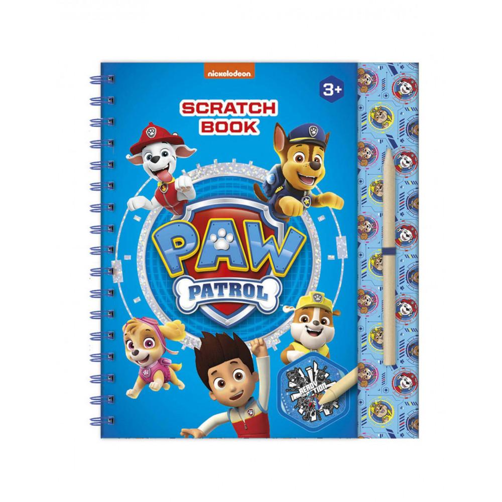 Totum Paw Patrol - Scratchboek