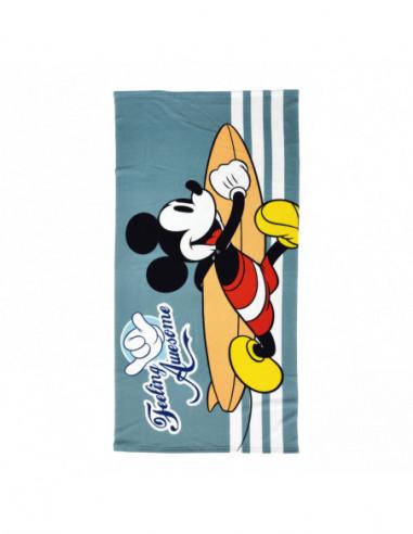 Badhanddoek Mickey Mouse 70x140cm