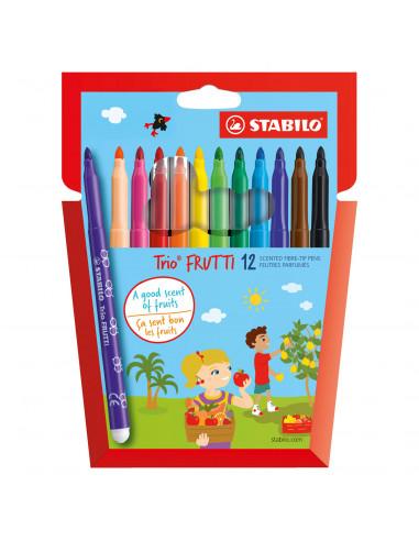 STABILO Trio Frutti, 12st.