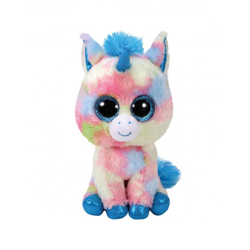 Ty Beanie Boo's Blitz Unicorn 15cm