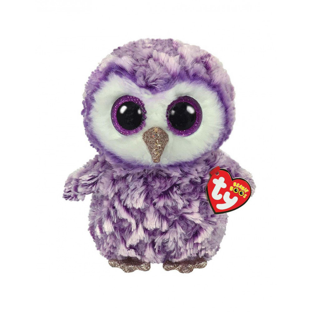 Ty Beanie Buddy Moonlight Owl 24cm