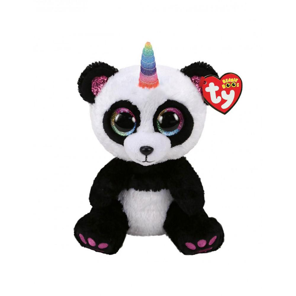 Ty Beanie Buddy Paris Panda 24cm