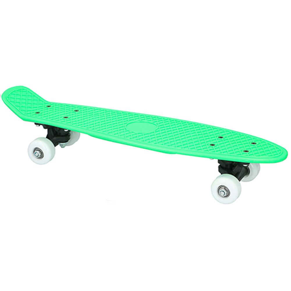Skateboard 57cm Groen
