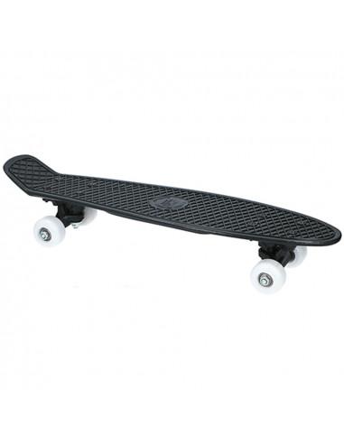 Skateboard 57cm Zwart