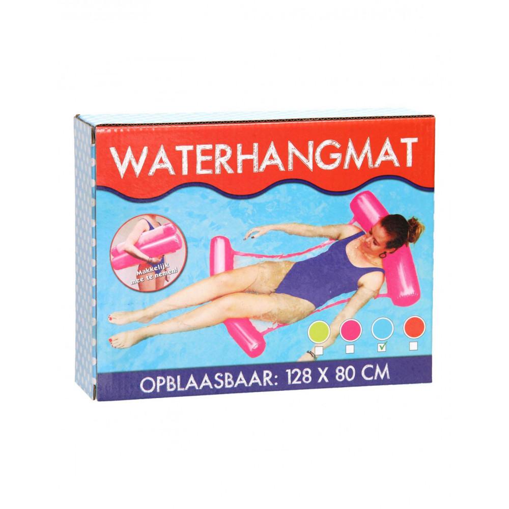 Waterhangmat Blauw