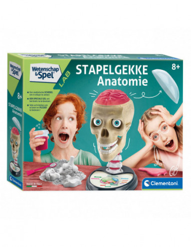 Clementoni Wetenschap & Spel -...