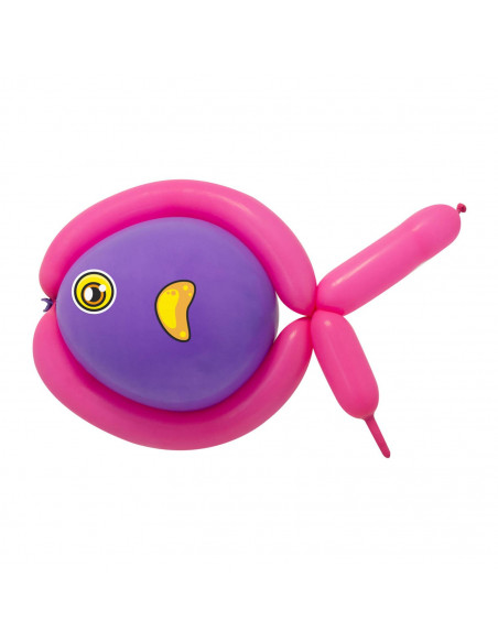 Ballon Set Zeedieren