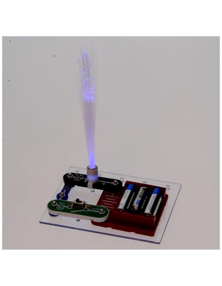 Elektro Bouwset Lichtvezel