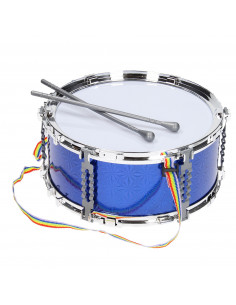 Trommel Blauw
