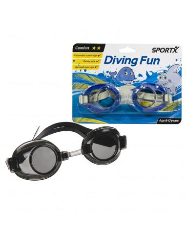 SportX Junior Zwembril Comfort