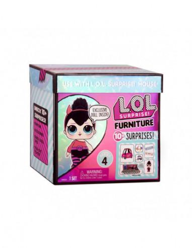 L.O.L. Surprise Furniture met Pop -...