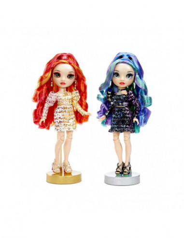 Rainbow High Twins Pop