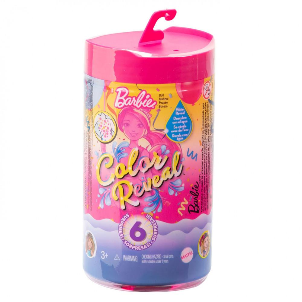 Barbie Chelsea Color Reveal - Wave 4 Party Series
