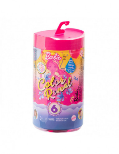 Barbie Chelsea Color Reveal - Wave 4...