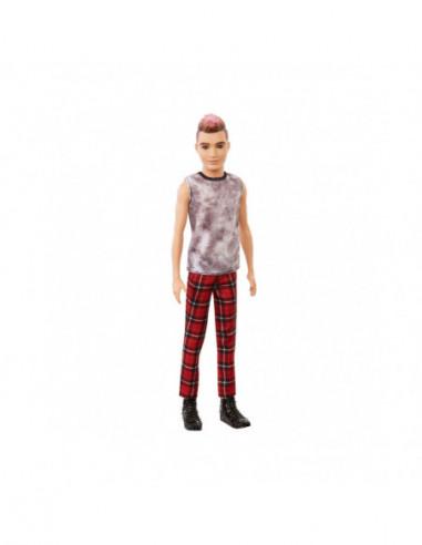 Barbie Ken Fashionista Pop - Geruitje...