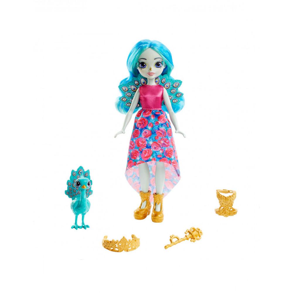 Royal Enchantimals Pauw Fashion Doll Unity & Stepper
