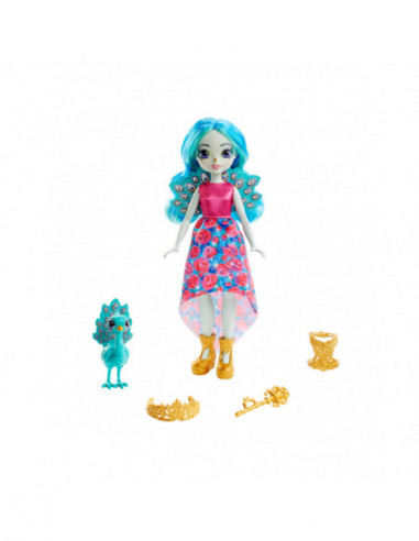 Royal Enchantimals Pauw Fashion Doll...