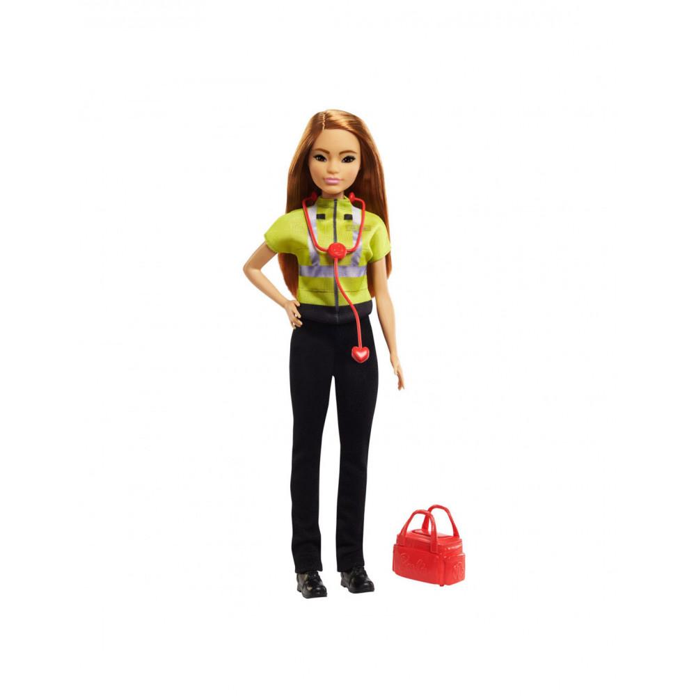 Barbie Ambulanceverpleegkundige pop