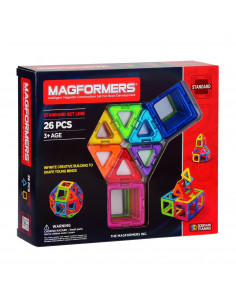 Magformers Set, 26dlg.