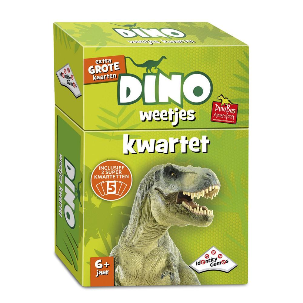 Dino's Weetjes Kwartet