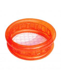 Opblaas Kinderbadje 64x25cm - Oranje