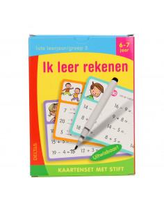 Kaartenset met Stift - Ik leer Rekenen