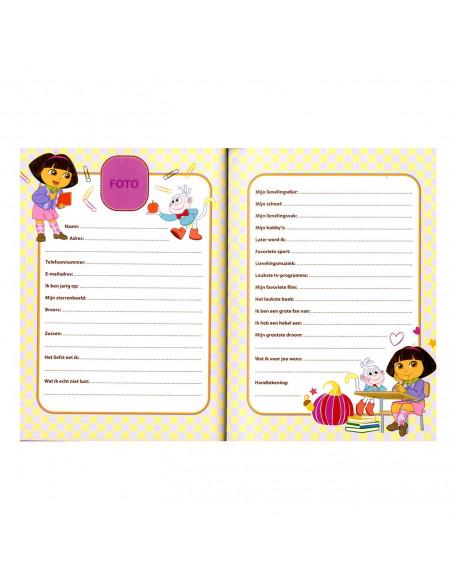 Dora Vriendenboek