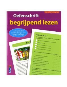Oefenschrift Begrijpend Lezen AVI M5
