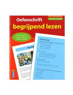 Oefenschrift begrijpend lezen Groep 6 4de leerjaar