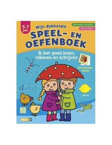 Mijn dubbeldik speel- en oefenboek...