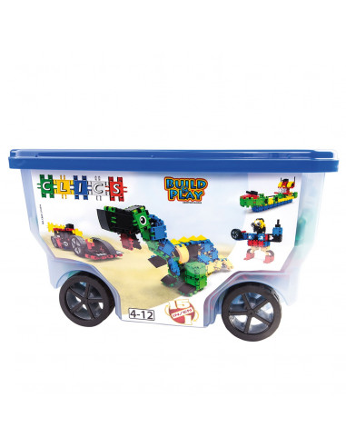 Clics Rolbox, 15in1