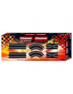 Carrera GO!!! - Uitbreidingsset