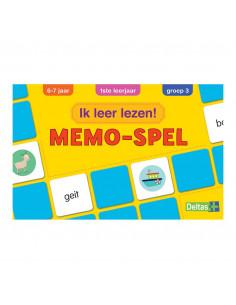 Ik leer Lezen! Memo-spel