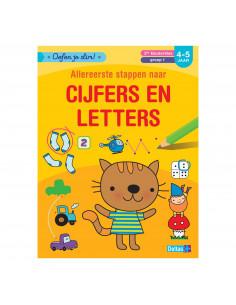 Allereerste Stappen naar Cijfers en Letters, 4-5 jaar
